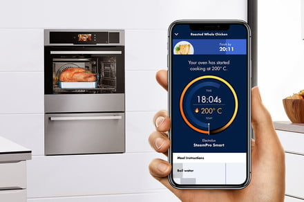 Electrolux partners with Innit to streamline the meal-planning process