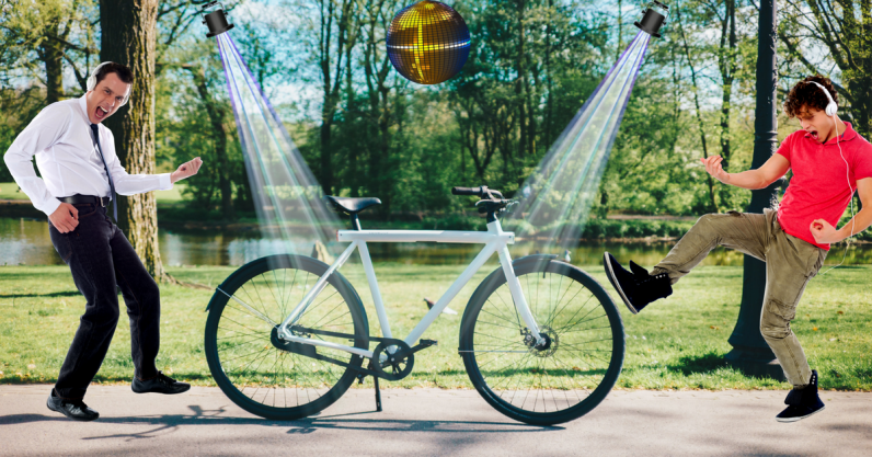 Hands-on: VanMoof's new bike uses spooky sci-fi sounds to scare thieves