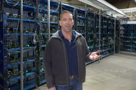 Inside a Bitcoin mine, fans, silicon, and frigid temperatures keep crypto pumping