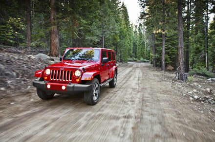Last Jeep Wrangler JK rolls off the line as factory tools up for Wrangler truck