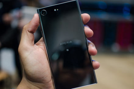 Sony's Xperia XZ2 Premium has a crazy high ISO for photos and video
