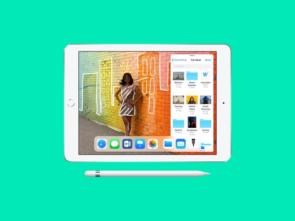 Apple iPad 2018 Review: Pencil Support Makes the iPad Even Better