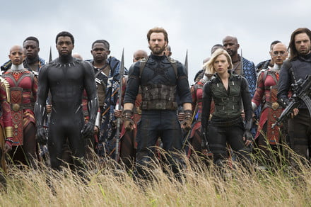 'Avengers: Infinity War' is the biggest Marvel movie of all time worldwide