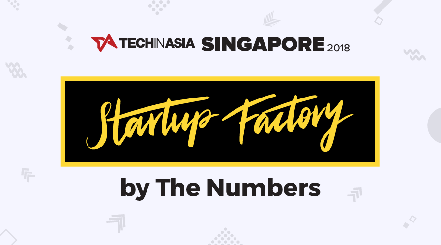 Don't miss these 185 handpicked startups at TIA Singapore 2018 (INFOGRAPHIC)