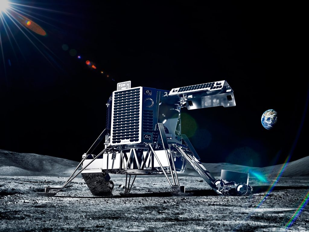 The Japanese Space Bots That Could Build 'Moon Valley'