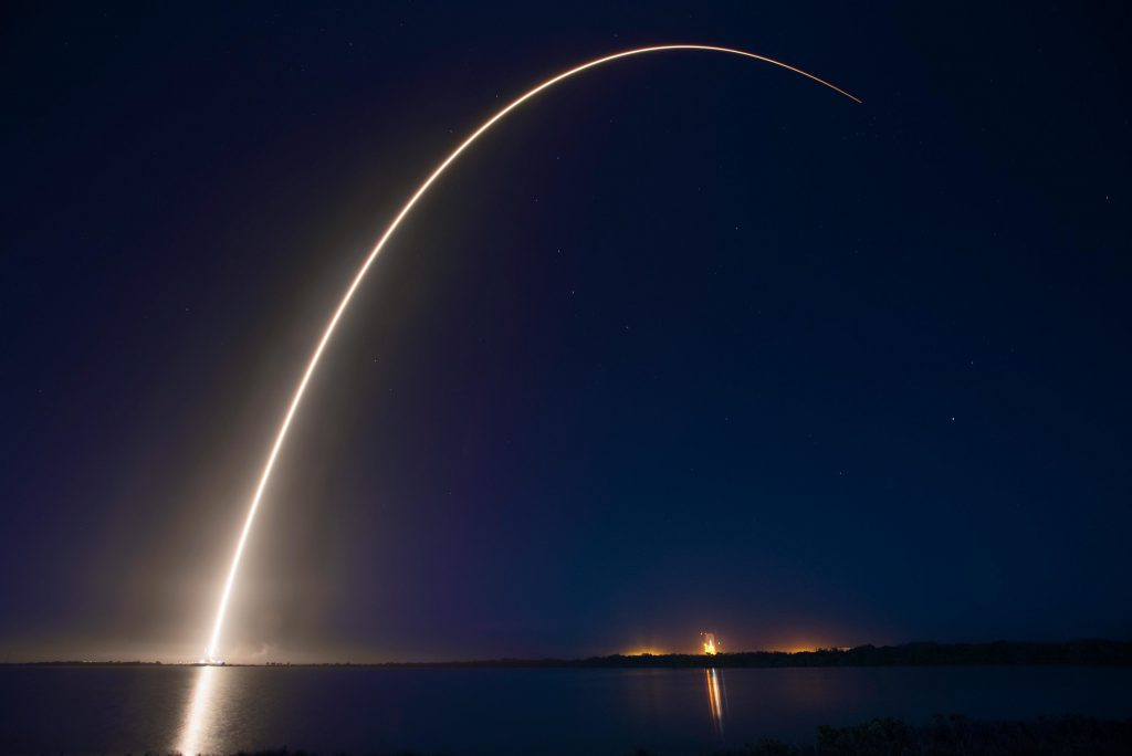 Watch the New SpaceX Reusable Rocket Make Its Debut